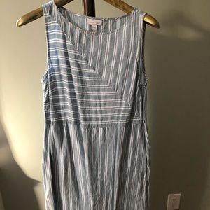 J Jill linen dress